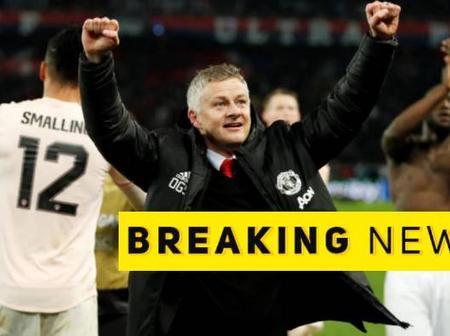 EPL: Solskjaer Shower Praises On Just ONE Player After Man Utd Victory Over West Brom