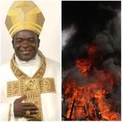 Today's Headlines: Bishop Kukah Sends Message To Muslims, Boko Haram Attacks Maiduguri Again
