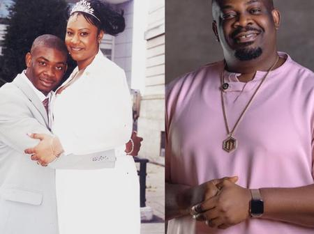 Donjazzy Reveals He Was Once Married And Why He is Still Single.
