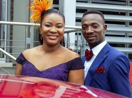 Image result for Marrying Salinko Is A Very Difficult Task, I Even Wanted To Divorce Him – Wife Reveals