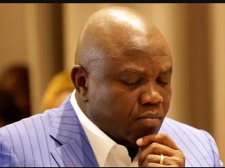 Ex-Lagos State Governor, Ambode Returns To Party Politics.