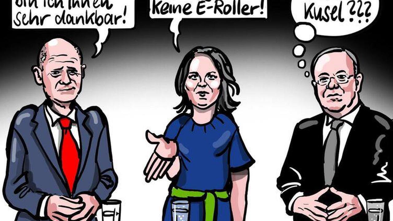 Nebenbei bemerkt: Keine Promis auf Wahlkampftour - Kusel