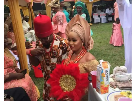 Ultimate Love: Photos from traditional wedding ceremony of Double Chris