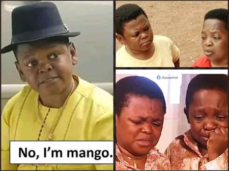 As Osita Iheme Turns A Year Older, Checkout These Funny Photos Of Him And Aki