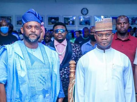 Reactions As Edward Onoja Says Gov. Yahaya Bello Is
