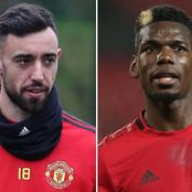 Read Paul Pogba & Bruno Fernandes Said About Winning AS Roma In The Semifinals