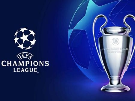 UEFA CHAMPIONS LEAGUE Group stage match out