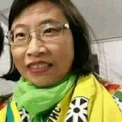 ANC criticized at Jackson Mthembu's replacement:A Chinese new Minister in the Presidency