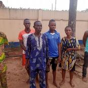 A Father and Three Children Operate as A Kidnap Syndicate. See Details About Their Mode of Operation