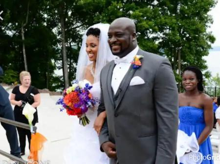 Check Out Nollywood Actors Who Married Foreign Ladies.