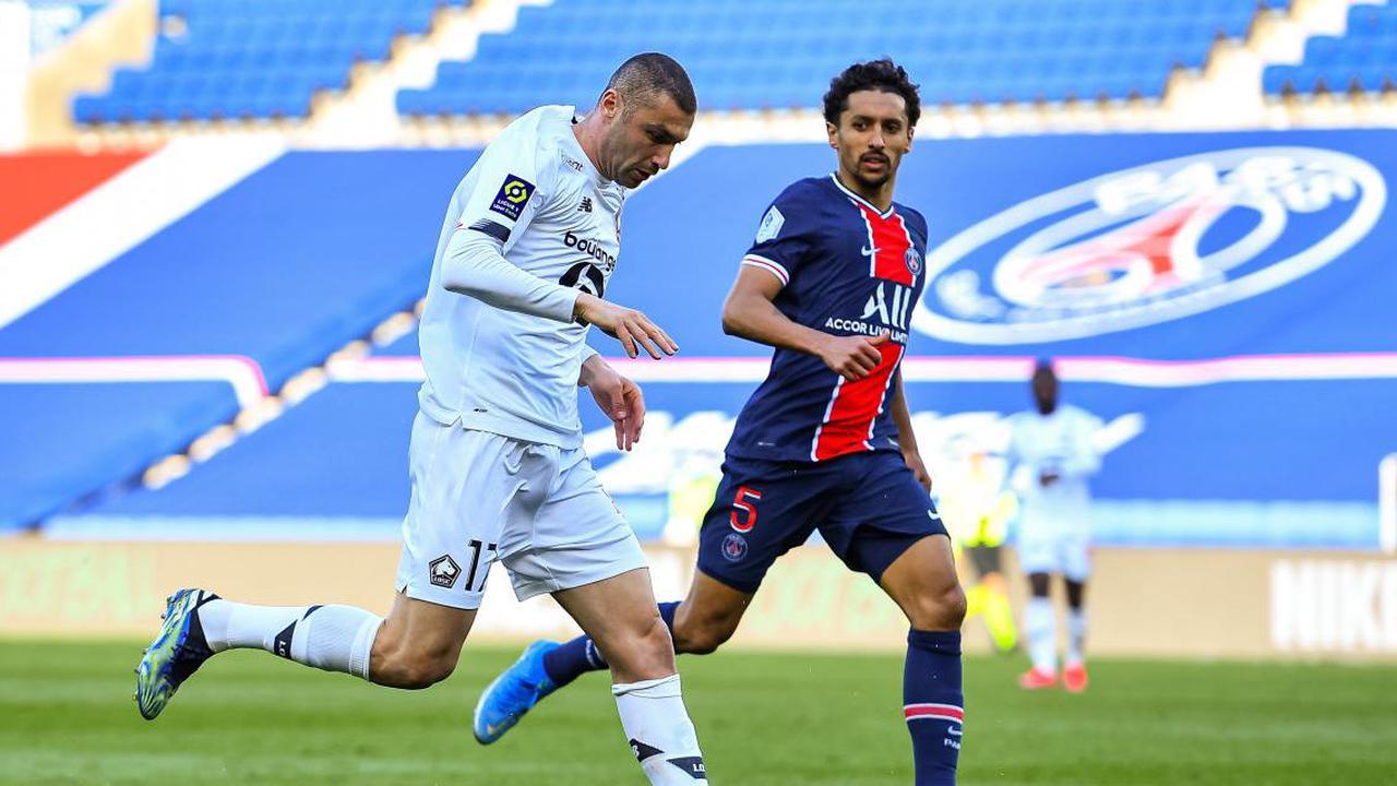Lille – PSG : quelle chaîne et comment voir le match en streaming ?
