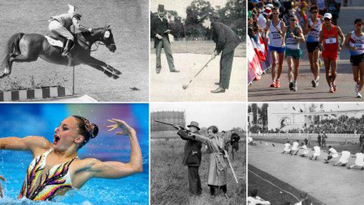 Tokyo Olympics: 10 of the most surprising Olympic sports of all time