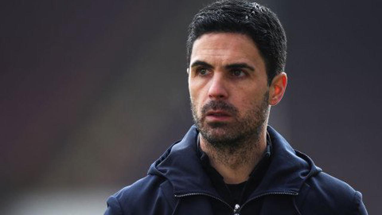 Mikel Arteta given deadline to improve Arsenal's fortunes or face the sack