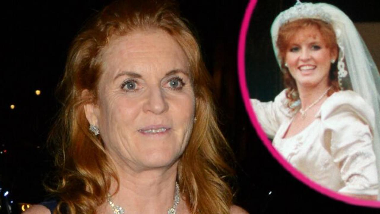 Sarah Ferguson admits she turned 'sensitive and insecure' as she shares mental struggles after becoming a royal