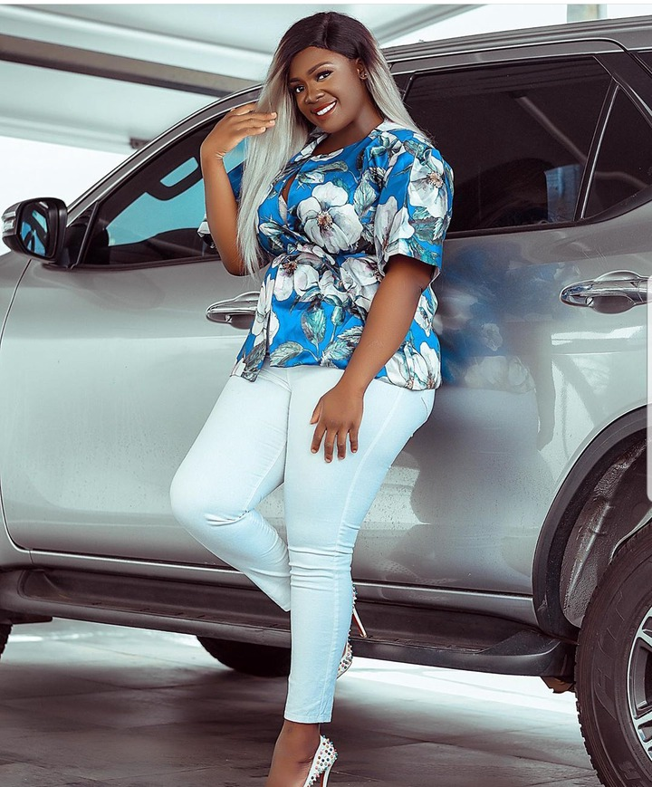 6a85a70eb4fed63be1116cd2eb8434a1?quality=uhq&resize=720 - God of wonders: See how Tracey Boakye transformed after establishing herself (+Photos)