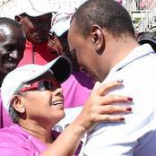 What Jomo Kenyatta Said When he Saw Uhuru's Wife For the First Time