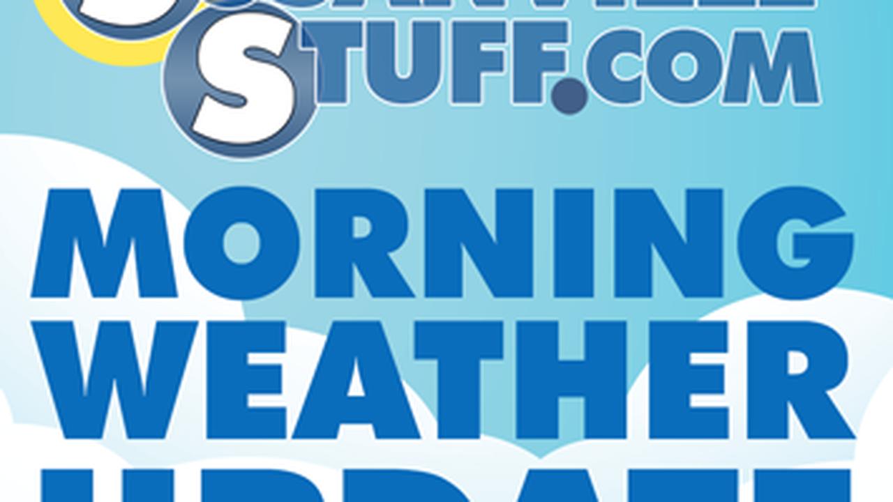 SusanvilleStuff Morning Weather Update for December 29th