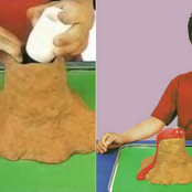 Experiment That Parents Need to Demonstrate to Their Kids to Show How a Volcano Erupts