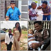 Osita Ihem with His wife and children including net worth