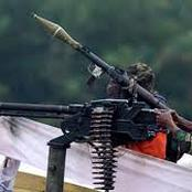 Niger Delta Militants Release New Video, Vows To Cripple Nigeria Economy Due To Govt Insensitivity