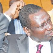 DP Ruto's Close Ally Surprisingly Supports Odinga's BBI