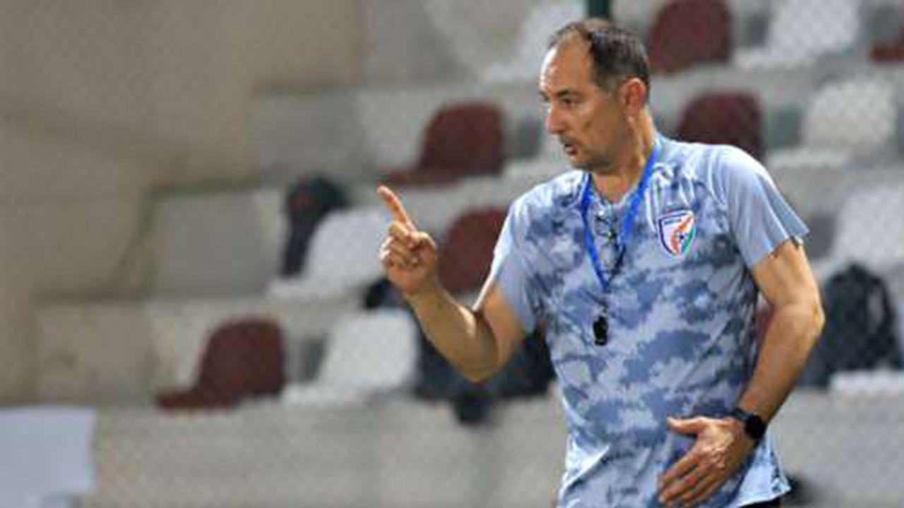 India vs Afghanistan: Igor Stimac - 'Their players play in foreign leagues'