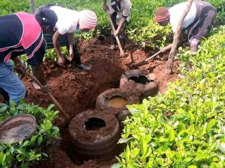 Kisii Woman Rushed To Hospital After Chang'aa Police Raid