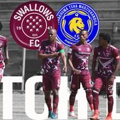Moroka Swallows eliminated from the Nedbank Cup by a 4-3 defeat against TTM
