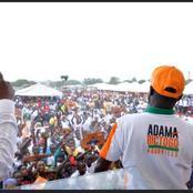 Election législatives: Adama Bictogo fait plusieurs dons et met Agboville dans ses