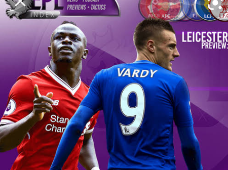 OPINION: 2 Reasons Why Leicester City Will Beat Liverpool 5 Goals To Nothing Without The Key Players