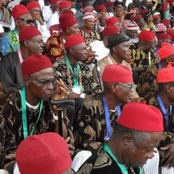 Ohanaeze Ndigbo Reacts To South-East Governors' Security Outfit, Gives Support