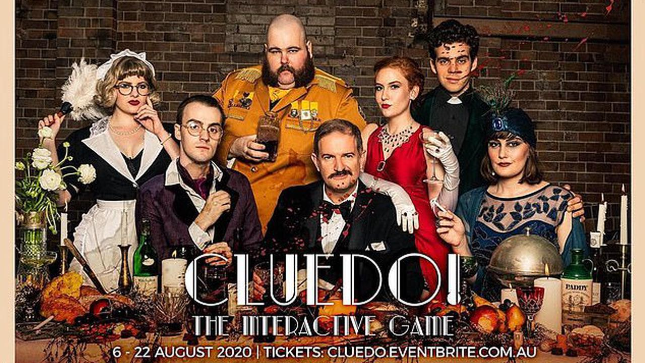 Cluedo like you've never seen it before: You can now play an IMMERSIVE version of the boardgame - complete with jazz music and food