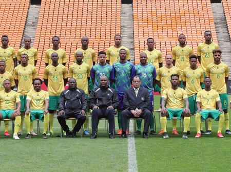 Confirmed BafanaBafana starting XI against Sudan