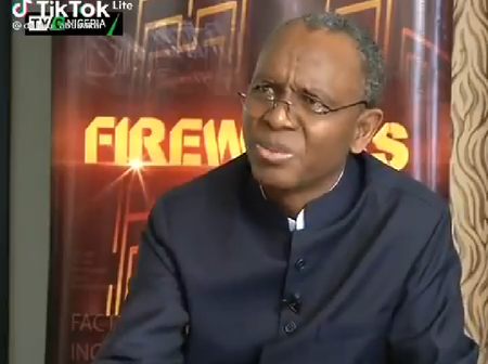 Don't Use Religion On Me, It Won't Work And I Can Not Be Intimidated - El-Rufai Says