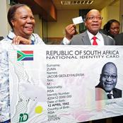 See why Former President Jacob Zuma Introduced The SmartCard IDs to South Africa: See This(Opinion)