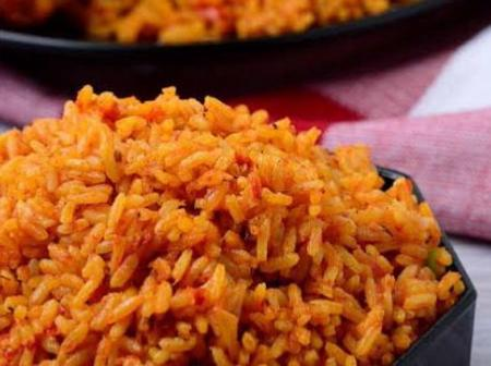 Secret Recipe: 6 Ingredients To Improve And Make Your Jollof Rice More Tasty & Delicious [PHOTOS]