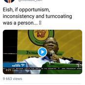 Fikile Mbalula is in battle of words with Carl Niehaus via online media