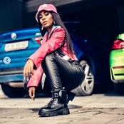 Kwesta's wife pulls out a biker look, leaving her fans speechless.
