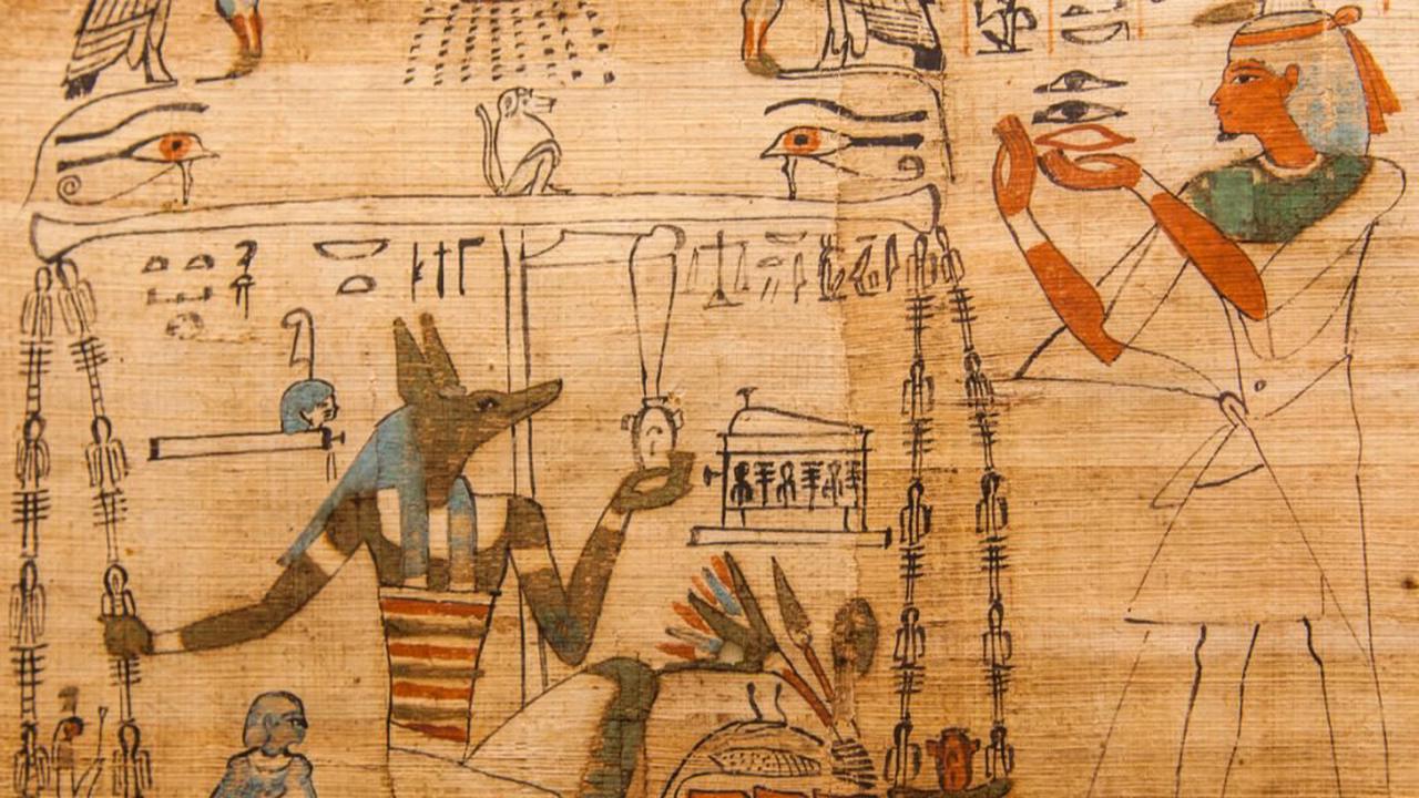 Des fragments du Livre des morts, séparés par des milliers de kilomètres, ont été réunis