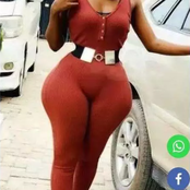 If You Have Any Of These 30 Curvy Ladies As Your Wife, Will You Ever Leave Even If She Rejects You