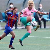 After Oshoala's Barcelona Punished Eibar, See The Spanish Primera Feminine League Table