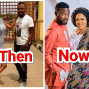 See Throwback Photos Of Toyin Abraham & Her Husband That Will Amaze You.