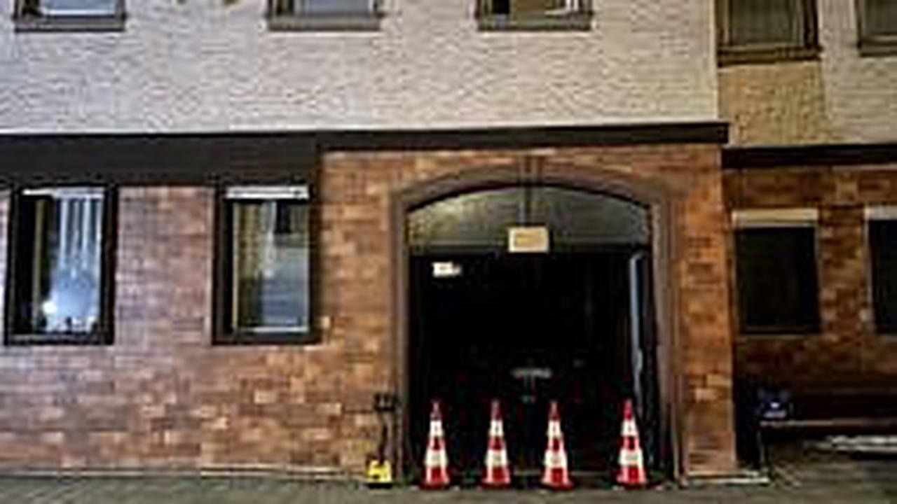 Schock in Baiersdorf: Boden abgesackt
