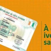 Côte d'Ivoire / Nouvelle CNI : voici le nombre de cartes produites depuis le début de l'opération