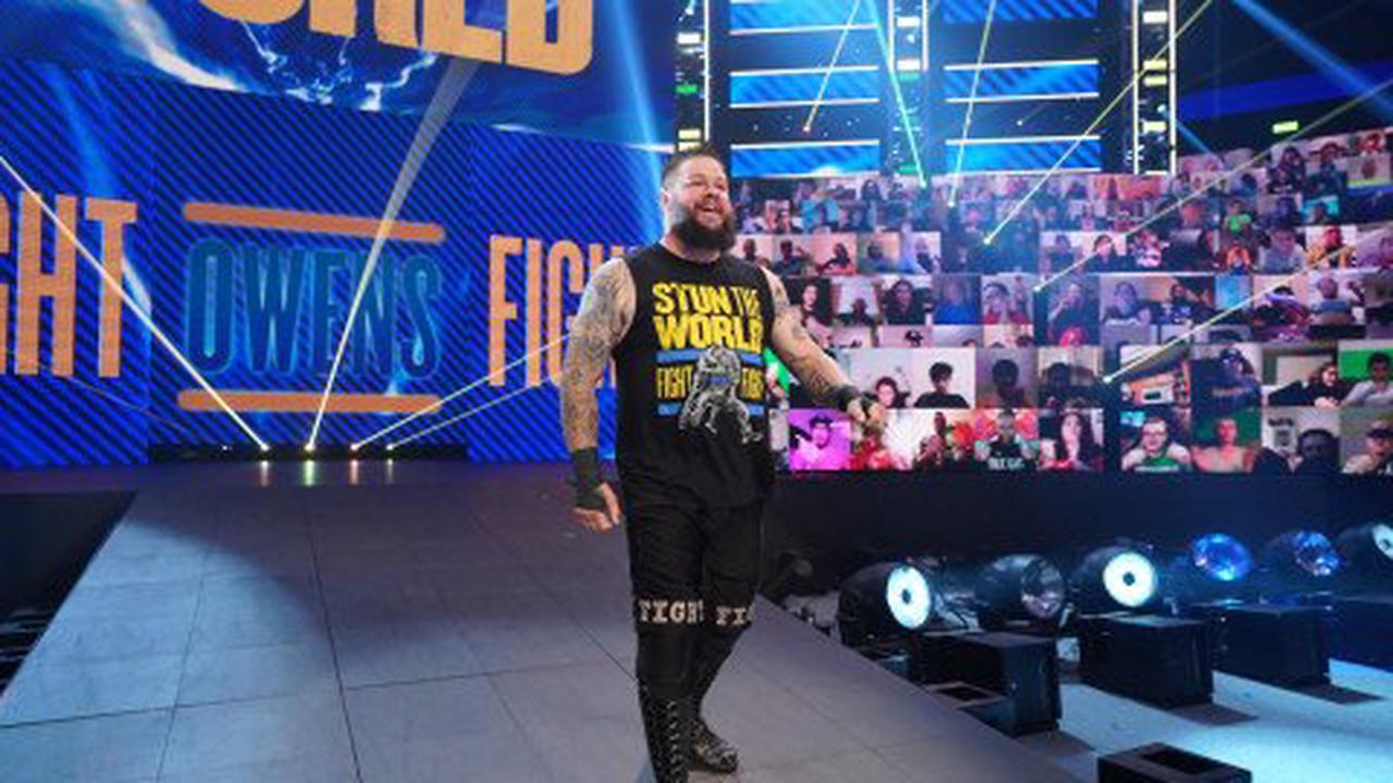WWE's Kevin Owens promises he'll be 'back soon' as he announces 'little break'