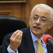 وزير التعليم يحدد موعد امتحان الشهادة الإعدادية ورسوم دخول الامتحانات.. والأهالي: