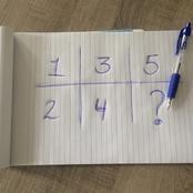 هل يمكنك معرفة الرقم الناقص فى الصورة؟ .. فكر جيداً لأنه ليس رقم 6