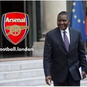 Nigerian Billionare Aliko Dangote Could Be Reigniting His Plans To Buy Arsenal From Stan Kraonke