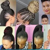 Ladies, Here Are 60 Best Ponytail And Updo Braids To Rock This Weekend.