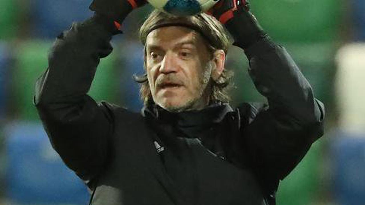 Getting Roy Carroll in as national coach was 'no-brainer', claims Trevor Carson